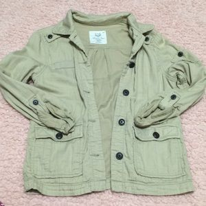 American Eagle button up jacket